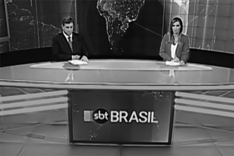 SBT Brasil 03 P&B